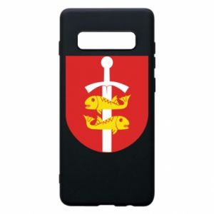 Samsung S10+ Case Gdynia coat of arms