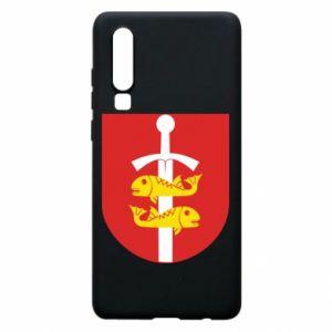 Huawei P30 Case Gdynia coat of arms