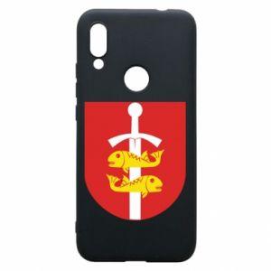 Xiaomi Redmi 7 Case Gdynia coat of arms