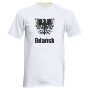 Men's sports t-shirt Gdansk