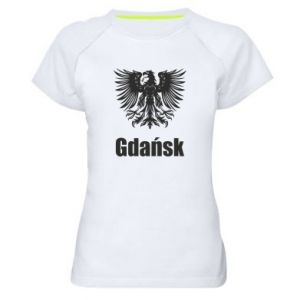 Women's sports t-shirt Gdansk
