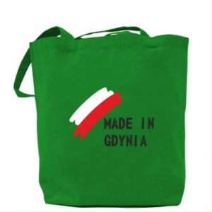 Torba Made in Gdynia