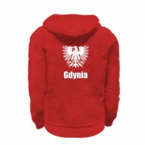 Bluza na zamek dziecięca Gdynia