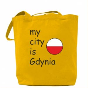 Torba My city is Gdynia - PrintSalon
