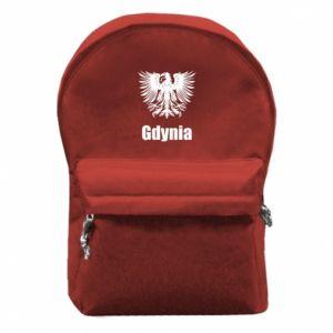 Plecak z przednią kieszenią Gdynia