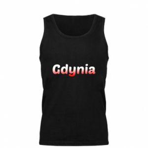 Męska koszulka Gdynia