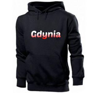 Męska bluza z kapturem Gdynia