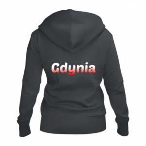 Damska bluza na zamek Gdynia