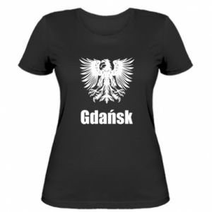 Women's t-shirt Gdansk