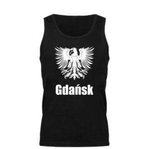 Męska koszulka Gdańsk