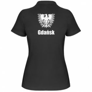 Women's Polo shirt Gdansk
