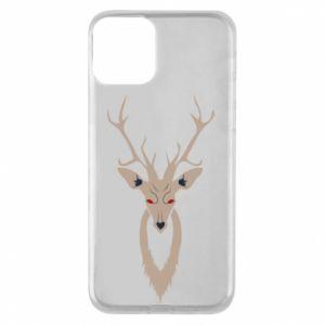 Phone case for iPhone 11 Gentle deer - PrintSalon