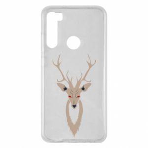 Etui na Xiaomi Redmi Note 8 Gentle deer
