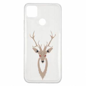 Etui na Xiaomi Redmi 9c Gentle deer
