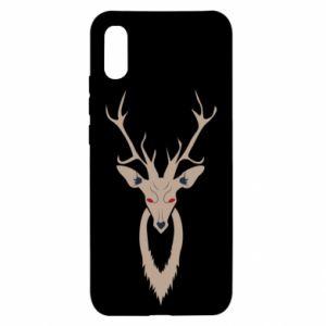 Xiaomi Redmi 9a Case Gentle deer