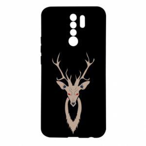 Etui na Xiaomi Redmi 9 Gentle deer
