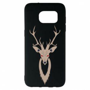 Etui na Samsung S7 EDGE Gentle deer