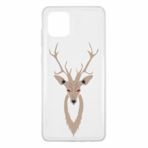 Etui na Samsung Note 10 Lite Gentle deer