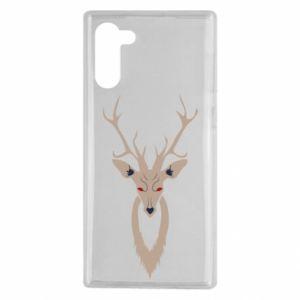 Etui na Samsung Note 10 Gentle deer
