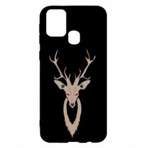 Etui na Samsung M31 Gentle deer