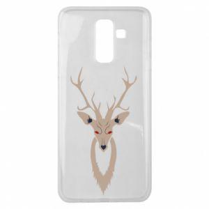 Etui na Samsung J8 2018 Gentle deer