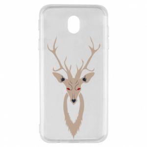 Etui na Samsung J7 2017 Gentle deer