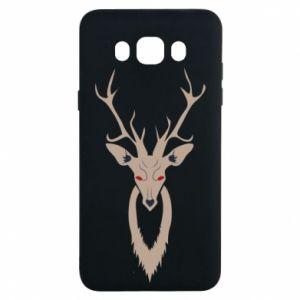 Etui na Samsung J7 2016 Gentle deer