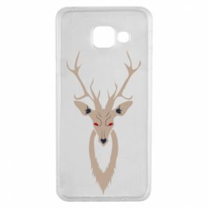 Etui na Samsung A3 2016 Gentle deer