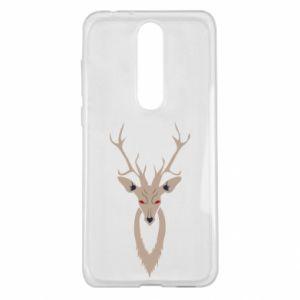 Etui na Nokia 5.1 Plus Gentle deer