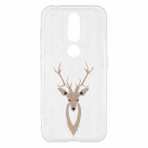 Etui na Nokia 4.2 Gentle deer