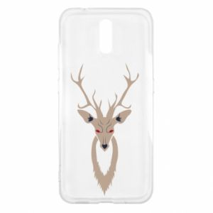 Etui na Nokia 2.3 Gentle deer