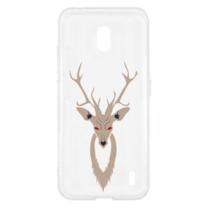 Etui na Nokia 2.2 Gentle deer