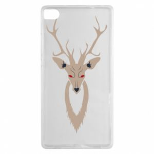 Etui na Huawei P8 Gentle deer