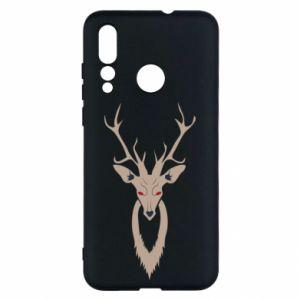 Etui na Huawei Nova 4 Gentle deer