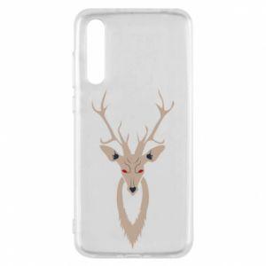 Etui na Huawei P20 Pro Gentle deer
