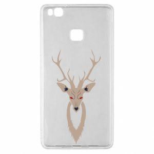 Etui na Huawei P9 Lite Gentle deer