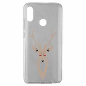 Etui na Huawei Honor 10 Lite Gentle deer