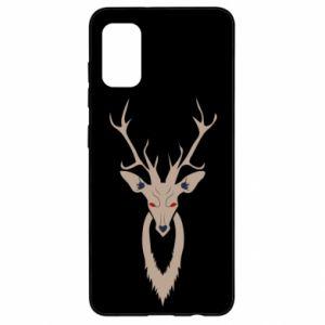 Etui na Samsung A41 Gentle deer