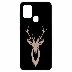 Etui na Samsung A21s Gentle deer