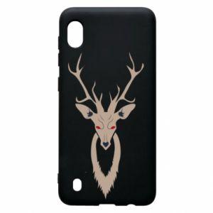 Etui na Samsung A10 Gentle deer