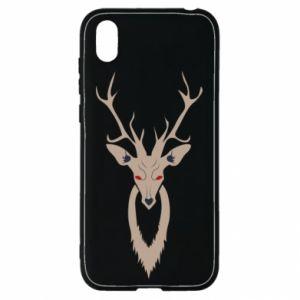 Etui na Huawei Y5 2019 Gentle deer