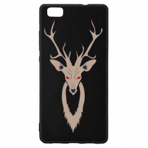 Etui na Huawei P 8 Lite Gentle deer
