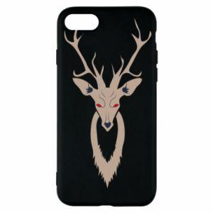 Etui na iPhone SE 2020 Gentle deer
