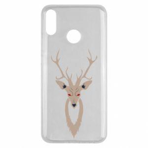 Etui na Huawei Y9 2019 Gentle deer