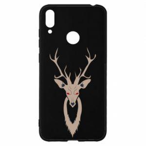 Etui na Huawei Y7 2019 Gentle deer