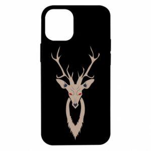 Etui na iPhone 12 Mini Gentle deer
