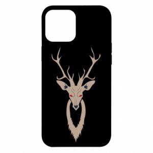 Etui na iPhone 12 Pro Max Gentle deer