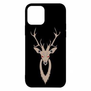 Etui na iPhone 12/12 Pro Gentle deer