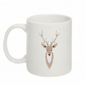 Mug 330ml Gentle deer - PrintSalon