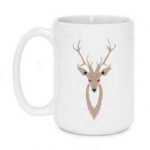 Mug 450ml Gentle deer - PrintSalon